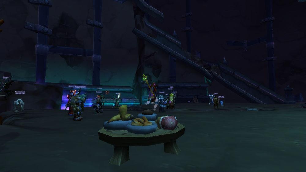raid hellfire gorefiend feast players