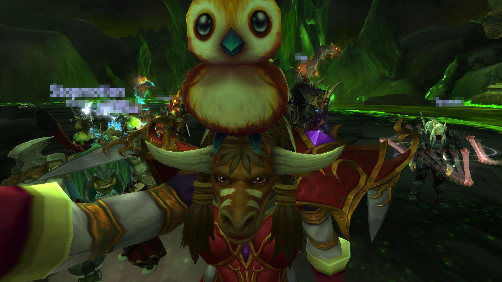 hellfire citadel pepe raid screenshot