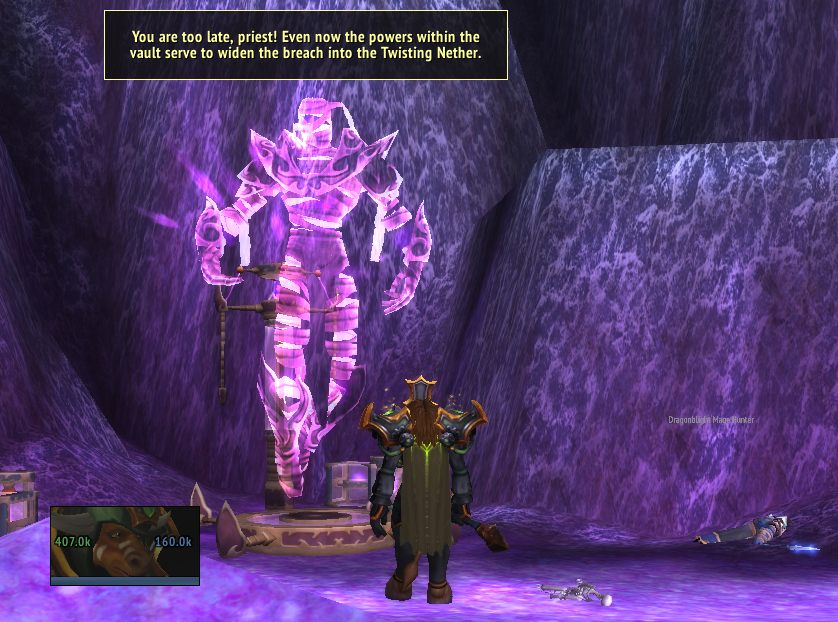 Príncipe do Nexus Balaal está por trás da invasão ao Nexus.